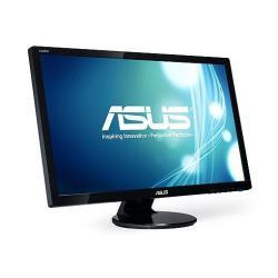 "Écran LED ASUS VE278H - Écran LED - 27"" - 1920 x 1080 Full HD (1080p) - 300 cd/m² - 1200:1 - 2 ms - 2xHDMI, VGA - haut-parleurs - noir"
