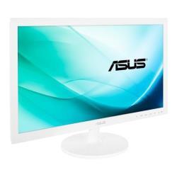 """Écran LED ASUS VS229DA-W - Écran LED - 21.5"""" - 1920 x 1080 Full HD (1080p) - VA - 250 cd/m² - 5 ms - VGA - blanc"""