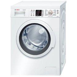 Lave-linge Bosch Serie 6 VarioPerfect WAQ24428II - Machine à laver - pose libre - largeur : 59.8 cm - profondeur : 55 cm - hauteur : 84.8 cm - chargement frontal - 58 litres - 8 kg - 1200 tours/min - blanc