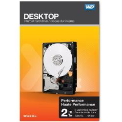 Hard disk interno WESTERN DIGITAL - Performance desktop