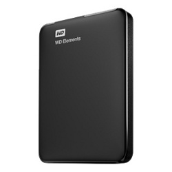Hard disk esterno WESTERN DIGITAL - Wd elements portable wdbuzg5000abk - hdd - 500 gb - usb 3.0 wdbuzg5000abk-eesn