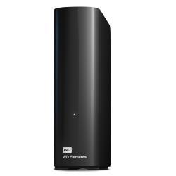 Hard disk esterno Western Digital - Wd elements desktop wdbwlg0020hbk - hdd - 2 tb - usb 3.0 wdbwlg0020hbk-eesn