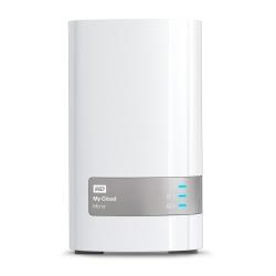 Nas WESTERN DIGITAL - My cloud mirror