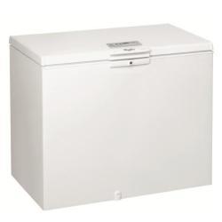 Congelatore Whirlpool - WHE22333 Libera installazione A pozzo Bianco 216 L Classe A+++