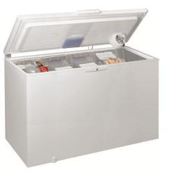 Congelatore Whirlpool - WHE39392 T Orizzontale 390 Litri Raffreddamento statico Classe A++