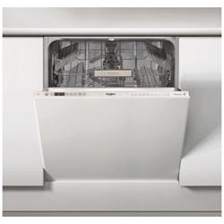 Lave-vaisselle encastrable Whirlpool WIO 3T321 P - Lave-vaisselle - intégrable - Niche - largeur : 60 cm - profondeur : 57 cm - hauteur : 82 cm - inox