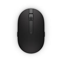 Mouse Dell - Mouse wireless wm126 blu
