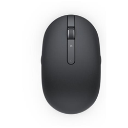 Mouse Dell - Premier wm527 - mouse - bluetooth, 2.4 ghz - nero wm527-bk