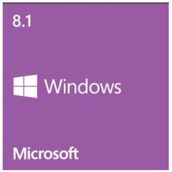 Software Microsoft - Windows 8.1 - licenza - 1 pc wn7-00643