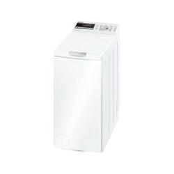 Lave-linge Bosch Avantixx 7 WOT24425IT - Machine à laver - pose libre - largeur : 40 cm - profondeur : 65 cm - hauteur : 90 cm - chargement par le dessus - 42 litres - 6.5 kg - 1200 tours/min - blanc