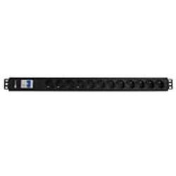 WP Europe - Wp rack - unità distribuzione alimentazione - 3500 watt wpn-pdu-g02-12