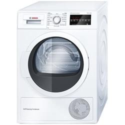 Asciugatrice Bosch - WTW85469IT Bosch Serie 6 Avantixx Classe A++ 9 Kg Pr 59.9 cm Pompa di calore