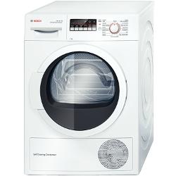 Sèche-linge Bosch Series   4 Maxx WTW86217II - Sèche-linge - pose libre - largeur : 59.8 cm - profondeur : 65.2 cm - hauteur : 84.2 cm - chargement frontal