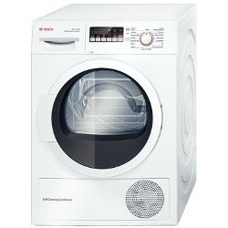 Asciugatrice Bosch - WTW86219II Series   4 Maxx Classe A++ 9 Kg Prof. 65.2 cm Pompa di calore
