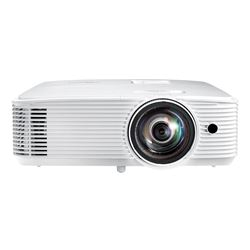 Videoproiettore Optoma - X308ste - proiettore dlp - short-throw - portatile - 3d e1p1a26we1z1
