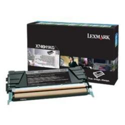Toner Lexmark - X746h1kg