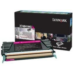 Toner Lexmark - X748h1mg
