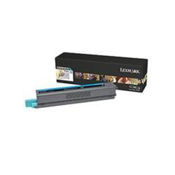 Toner Lexmark - Alta resa - nero - originale - cartuccia toner x925h2kg