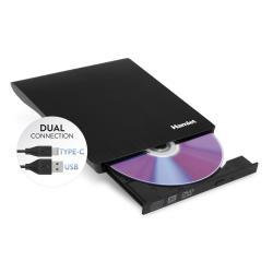 Masterizzatore Unità dvd±rw (+r dl) / dvd ram usb esterno xdvdslimkc