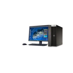 Workstation Dell Technologies - Dell precision 5820 tower - mdt - xeon w-2123 3.6 ghz - 16 gb - 512 gb yrc3g