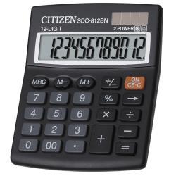 Image of Calcolatrice Sdc-812bn z200512