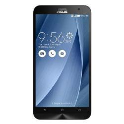 """Smartphone ASUS ZenFone 2 (ZE551ML) - Smartphone - 4G LTE - 32 Go - microSDXC slot - GSM - 5.5"""" - 1 920 x 1 080 pixels (400 ppi) - IPS - 13 MP (caméra avant de 5 mégapixels) - Android - argenté(e)"""