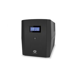 Gruppo di continuità Conceptronic - Ups - 1320 watt - 2200 va zeus 04em