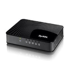 Switch Zyxel - Gs-105s v2 - switch - 5 porte - unmanaged gs-105sv2-eu0101f