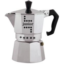 Macchina da caffè Bialetti - Junior 2tz alluminio