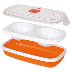 Contenitore Contenitore da microonde per cucinare omelette 0.75 litri