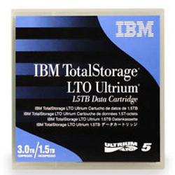 Lenovo - Lto ultrium 5 x 5 - 1.5 tb - supporti di memorizzazione 00na023