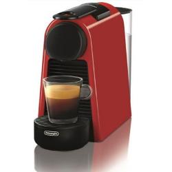 Macchina da caffè De Longhi - De'Longhi Essenza Mini EN85.R Rosso Capsule
