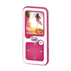 Lettore MP3 Trevi - MPV 1780 SB 8GB contapassi Corallo BT