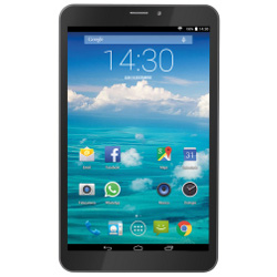"Tablette tactile trevi Tab 8 3G Q - Tablette - 8"" IPS (1280 x 800) - Logement microSD - 3G - noir"