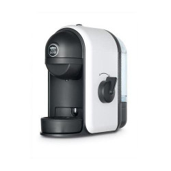Macchina da caffè Lavazza - Lavazza minu  bianca + 64 capsule