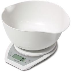 Bilancia da cucina Bilancia da cucina elettronica 1024 WHDR Bianco