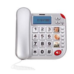 Telefono fisso Brondi - Super Bravo Plus
