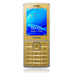 Telefono cellulare Gold Blade