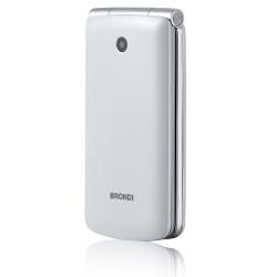 Telefono cellulare Brondi - Magnum 3 Bianco