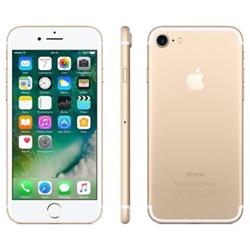 "Smartphone Apple iPhone 7 - Smartphone - 4G LTE Advanced - 128 Go - GSM - 4.7"" - 1334 x 750 pixels (326 ppi) - Retina HD - 12 MP (caméra avant 7 MP) - noir de jais"