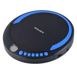 Lettore MP3 MAJESTIC - DM-1550 Nero e blu