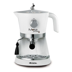 Macchina da caffè Ariete - Mokaroma a Cialde + macinacaffè