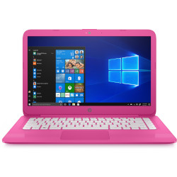 Notebook HP - Stream 14-cb101nl 14'' Celeron RAM 4GB eMMC 64GB Pink