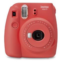 Fotocamera analogica Fujifilm - INSTAX MINI 9 POPPI RED