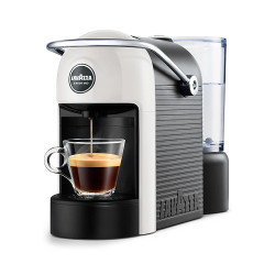 Macchina da caffè Lavazza - Jolie Semiautomatica Capsule 0.6L 1 tazza Bianco