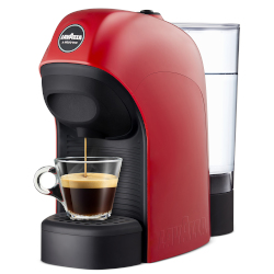 Macchina da caffè Lavazza - A Modo Mio Tiny Rosso Capsule