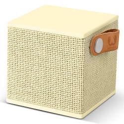 Speaker Wireless Bluetooth Fresh 'n Rebel - Rockbox Cube Fabriq Edition Buttercup