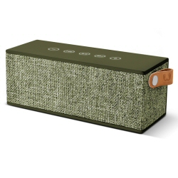 Speaker Wireless Bluetooth Fresh 'n Rebel - Rockbox Brick Fabriq Edition Army