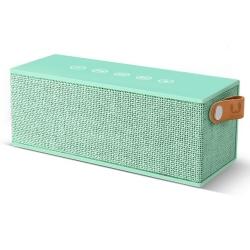 Speaker Wireless Bluetooth Fresh 'n Rebel - Rockbox Brick Fabriq Edition Peppermint