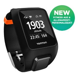 Sportwatch Tom Tom - Adventurer Black
